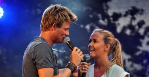 Tim Douwsma en Monique Smit
