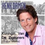 koningin van de zigeuners is de nieuwe single van Henk Damen.